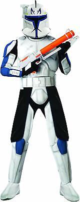 Rubie's Costume Star Wars The Clone Clonetrooper Captain Rex (X-LARGE) Adult