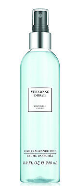 (Womens Body Spray, Mist, Vera Wang Embrace, Periwnkle & Iris 8.0 Fl.Oz.)