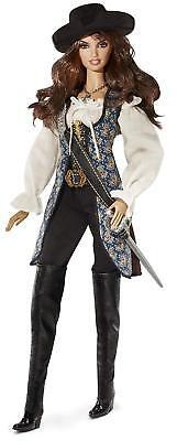 Pirates of The Caribbean: On Stranger Tides Angelica 2011 Barbie - Pirate Of The Caribbean Angelica