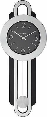 Howard Miller Gwyneth Wall Clock 625-340 – Modern Pendulum & Quartz Movement