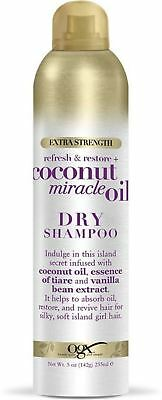 OGX Coconut Miracle Oil Dry Shampoo 5 oz