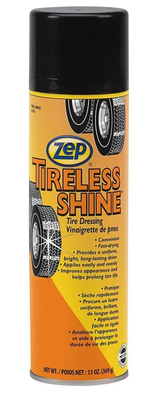 Zep Tireless Shine 13 Ounce 6301 (Case of 12) Professional Tire Shine