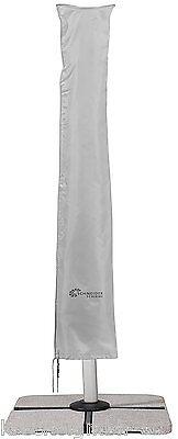 Schneider Schutzhülle für Ampelschirme, silbergrau, bis 400 cm Ø 813-40