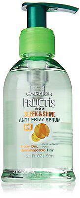 Garnier Hair Care Fructis Sleek & Shine Anti-frizz Serum 5.1 Oz (Shine Serum)
