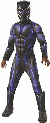 Kinderkostüm Verkleiden Avengers Black Panther Rubie's 700683L Gr. L ohne Maske