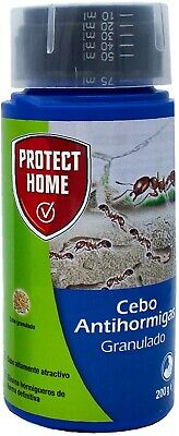 SBM Protect Home®, Insecticida Cebo Granulado que Mata Hormigas y Elimina Hormig