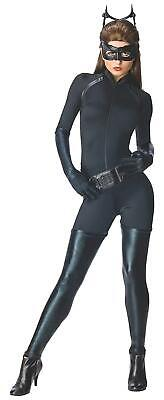 Secret Wishes Dark Knight Rises Adult Catwoman Costume,, As shown, Size Small
