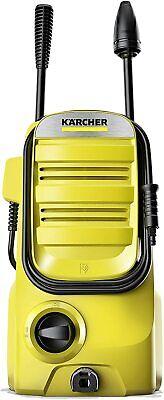 KARCHER K 2 Compact Pressure Washer & 15M Hoselock Starter Hose Set
