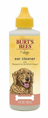 CLEANS AND SOOTHES DOG'S EAR Care Cleaner Treatment Prevent Ear Infection 4oz