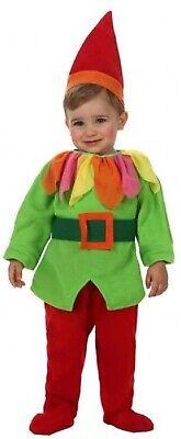 Baby Jungen Mädchen Gnome Elfen Goblin Weihnachtskostüm Outfit - Baby Jungen Gnom Kostüm