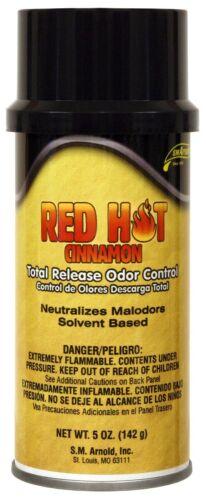 S.M. Arnold 66-309 Total Release Odor Fogger, Cinnamon, 5 oz