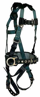 Clearance - Falltech 7073lx Foreman Full Body Harness Largeextra Large