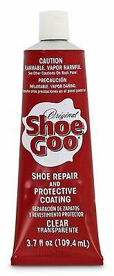 Shoe Goo Repair Adhesive For Fixing Worn Shoes Or Boots Clear 3.7-Ounce - $7.95