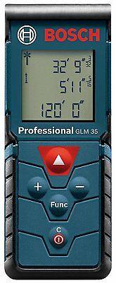 Laser Distance Meter Bosch Measure Kit Digital Measured Business Industrial Tool