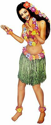 Beistle 55130 Jointed Hula Girl, 3-Feet 2-Inch Jointed Hula Girl