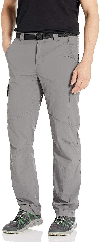 Columbia Men's Big & Tall 44 x 32 Silver Ridge Cargo Pants C