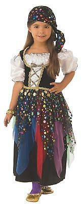 Gypsy Girl Fortune Teller Opus Collection Fancy Dress Halloween Child - Gypsy Girl Kostüm Halloween