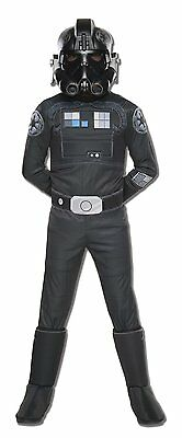 Rubie's Costume Star Wars Rebels Tie Fighter Pilot Child Costume, Med wm5 m01