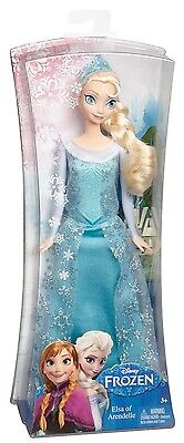 DISNEY FROZEN PRINCESS ELSA SPARKLE PRINCESS DOLL BY MATTEL NIB on Rummage