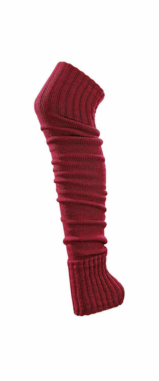 Krautwear® Beinwärmer Stulpen Legwarmers Overknees ca 70cm Öko-Tex Standard 100
