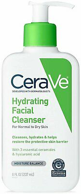 CeraVe Hydrating Cleanser, 8 Ounce