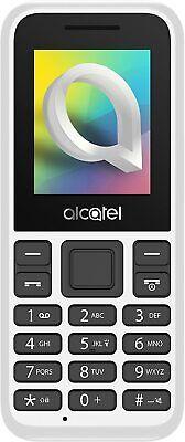TELEFONO MOVIL ALCATEL1066D color BLANCO