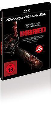 Geister In Filmen (Inbred in 3D BLU-RAY ( Horrorfilm im style Texas Chainsaw Massacre ) NEU OVP)