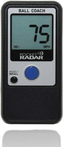 Pocket Radar Ball Coach / Pro-Level Speed Training Tool Radar Gun BALLCOACHRADAR