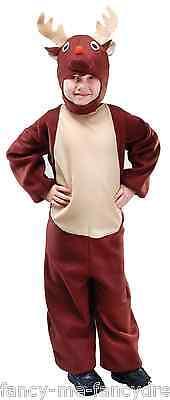 Kleinkind Mädchen Jungen Weihnachten Rentier Halloween Kostüm Kleid Outfit 2-3yr (Kleinkind Rentier Kostüm)