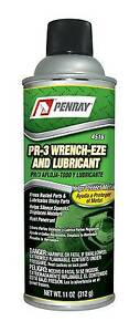 Penray PR-3 Wrench-Eze and Penetrating Lubricant Frees Rust Wakeley Fairfield Area Preview