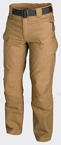 HELIKON TEX UTP URBAN TACTICAL PANTS Trousers Hose Coyote SR / Small Regular