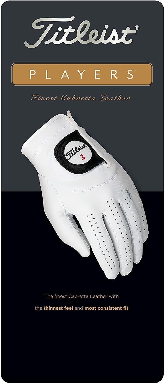 Titleist 2015 Players Regular Golf Glove Left Medium/Large