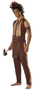 Men's Noble Warrior Costume
