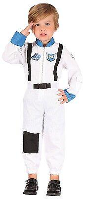 Kleinkind Jungen Astronaut Buzz Büchertag Job Kostüm Kleid Outfit 2-3 Jahre ()