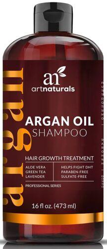 B Art Naturals Organic Argan Oil Hair Loss Shampoo For Hair