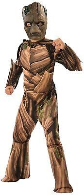 Jungen Offiziell Teen Groot Avengers Ende Spiel Krieg Film Kostüm Kleid - Offizielle Avengers Kostüm