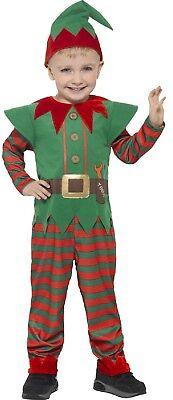 Jungen Mädchen Kinder Weihnachtsmann Elfe Weihnachten Krippe Verkleidung Kostüm