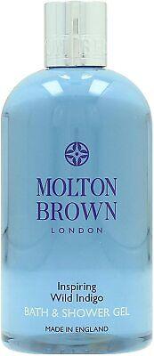 Molton Brown Inspiring Wild Indigo Bath & Shower Gel -