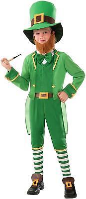 Little Leprechaun Irish St. Patrick's Day Fancy Dress Halloween Child Costume