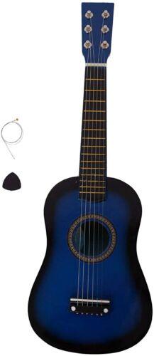 """23"""" Acoustic Guitar Pick Strings for Beginner Starter Blue"""