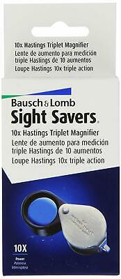 Bausch & Lomb 10X Hastings Triplet Magnifier 81-61-71 Jeweler Loupe 816171 Bausch And Lomb Microscopes