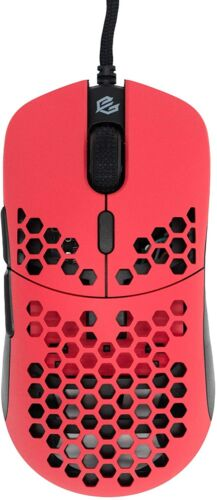 Gwolves Hati 2020 Ultra Lightweight Wired 3360 Sensor Gaming Mouse, PTFE, 61g