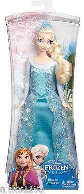 Disney Frozen ELSA DOLL Sparkle 12