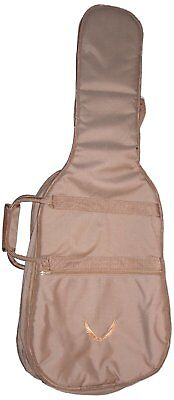 Dean AB AC High Quality Thick Padded Foam Acoustic Guitar Gig Bag W/ Wings -