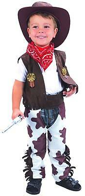 Schickes Cowboy-Kostüm für Jungen - Cowboy Kostüm Für Jungen