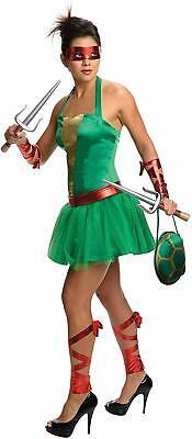 a Turtles Frauen Gr: M (Ninja Turtles Raphael Kostüm)