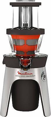 Moulinex ZU500A10 Infinity Press Revolution Licuadora Eléctrica 250W Acero Inox