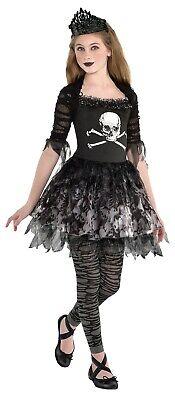 Mädchen Teenager Dunkel Zombie Prinzessin Halloween Kostüm Kleid Outfit - Zombie Kostüm Teenager Mädchen