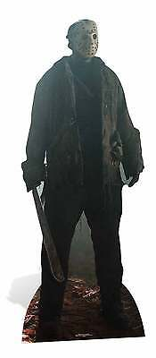 Jason Voorhees Friday the 13th Lifesize Cardboard Cutout / Standee / Standup