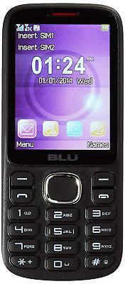 Blu Jenny TV 2.8 T276T Unlocked GSM Dual-SIM Cell Phone 1.3MP Camera